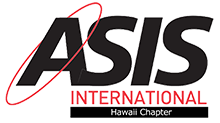 ASIS Hawaii Chapter 134 Logo