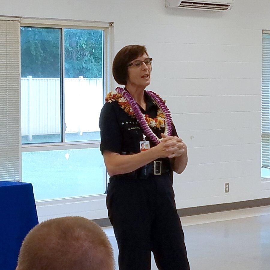 Susan Ballard, Honolulu Police